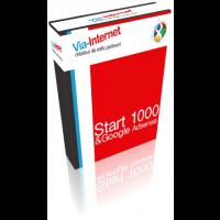 Pack START 1000 Adsense